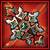 Christmas Shuriken