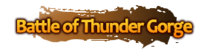 Battle of Thunder Gorge