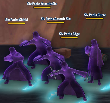 Six Paths Arcanum Fight 11
