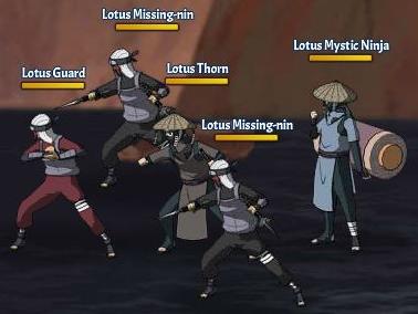 Lotus Land Fight 6