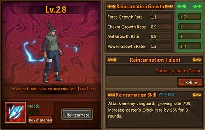 Reincarnation One Iruka