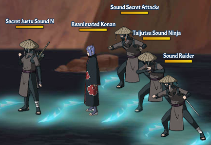 Kinjutsu Spirit Fight 13 Konan