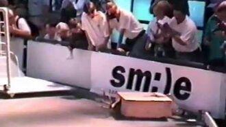 Robot Wars 1994 Highlights Part 1