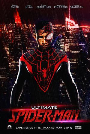 Ultimate spiderman movie by ninko madison-d63cee4
