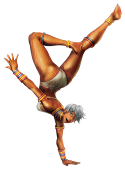 Ultra street fighter 4 elena character render by xxkyrarosalesxx-d6dwgs5