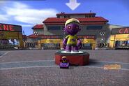 Purple Monkey New Champion of M.R.C. (ModNation Racing Championship)