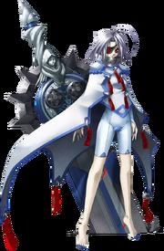 Nu-13 (Calamity Trigger, Character Select Artwork)
