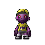 Purple Monkey (ModNation)
