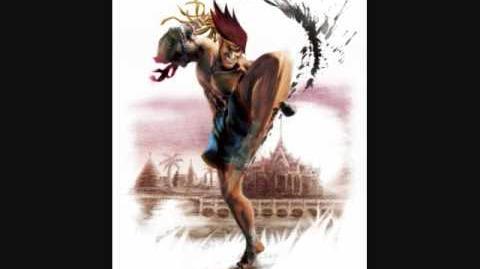 Super Street Fighter 4 - Adon's Theme