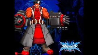 1080p Blazblue Calamity Trigger - MOTOR HEAD Tager's Theme Song