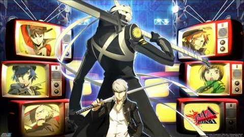 Reach Out To The Truth -in Mayonaka Arena- (Theme of Yu Narukami)