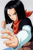 Android 17fight