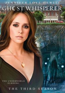 Ghost Whisperer Season 3 DVD Front2