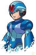X Mega Man X8