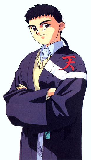 Tenchi Masaki