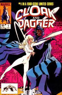 Cloak and Dagger 1 (1983)