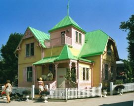 Villa villekulla