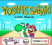 YSafari Mario