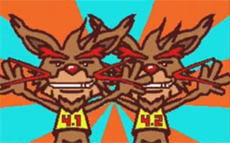 4.1 and 4.2 WarioWare Touched