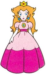 Classic Princess Peach 1985-2001