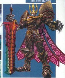 Black Knight Sonic