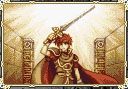 Roy with Sword