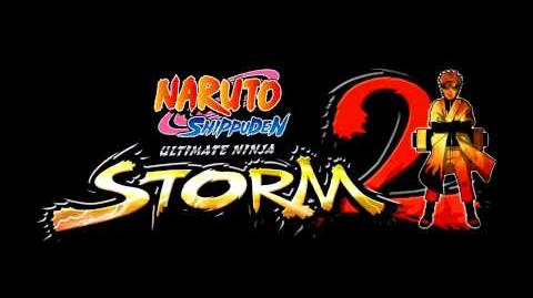 """Five-Seal Barrier Cliff"" - Naruto Shippuden Ultimate Ninja Storm 2"