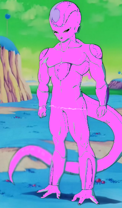 Frieza Buu Absorbed