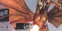 King Ghidorah vs. Destroyah