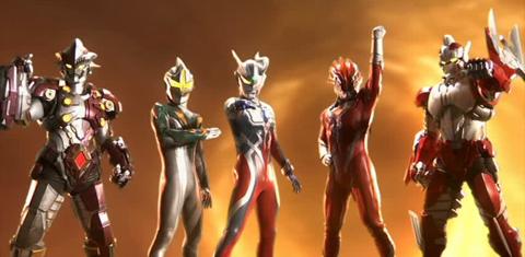 File:Ultimate Force Zero in Ultraman Retsuden Episode 79.jpg