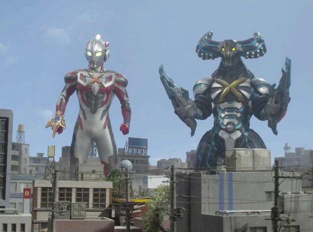 File:Ultraman X-Cyber Gomora Screenshot 008.jpg