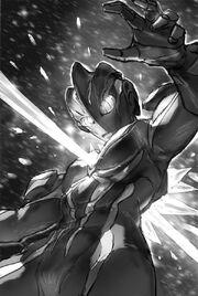 Dark Zagi Ultraman F
