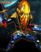 Alien Metron Meld Mega Monster Rush