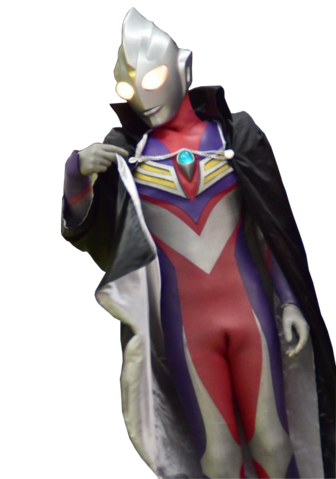File:Ultraman tiga black cape render by I.png