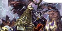 Mega Monster Battle: Ultra Coliseum