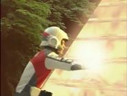 Daigo enters the pyramid