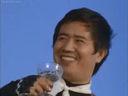 Dan drinks a alcohol