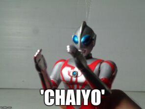Chaiyo,man