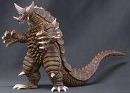 EX Gomora statue