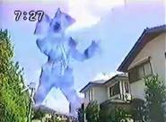 Alien Zagon Teleportatio