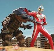 Antlar v Ultraman Max