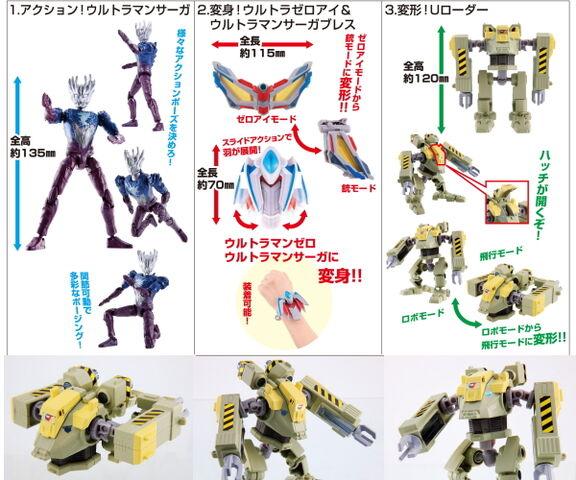 File:Action-Archive-Ultraman-Saga-set.jpg