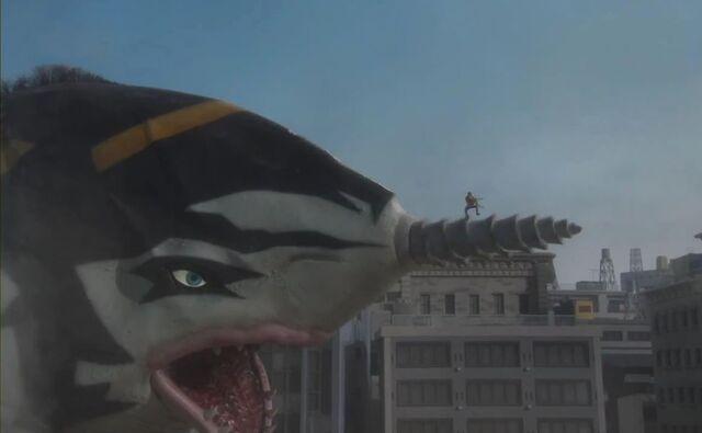 File:Ultraman Saga-Gubila Screenshot 001.jpg