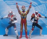 Super Sentai Style