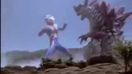 Ultraman Cosmos vs