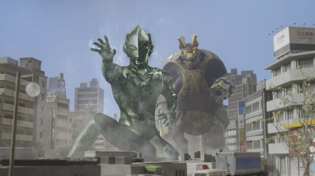 File:Ultraman X-Rudian and X Screenshot 001.jpg