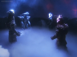 The Dark Four Heavenly Kings