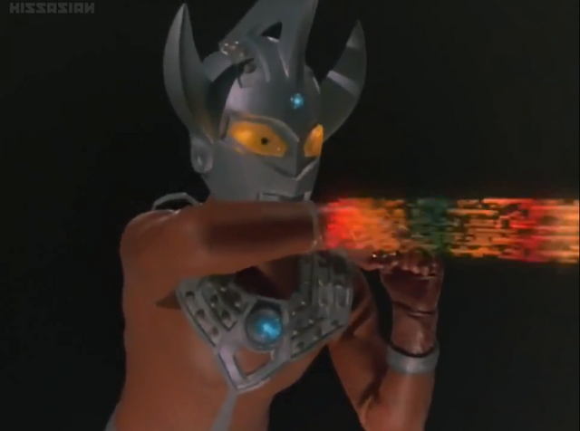 File:Taro fires Storium Ray in Ultraman Story.png