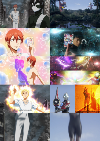 File:Hajimete no gal Tokusatsu Reference.png