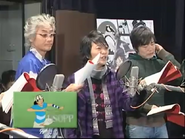 Kazuya and others voicing